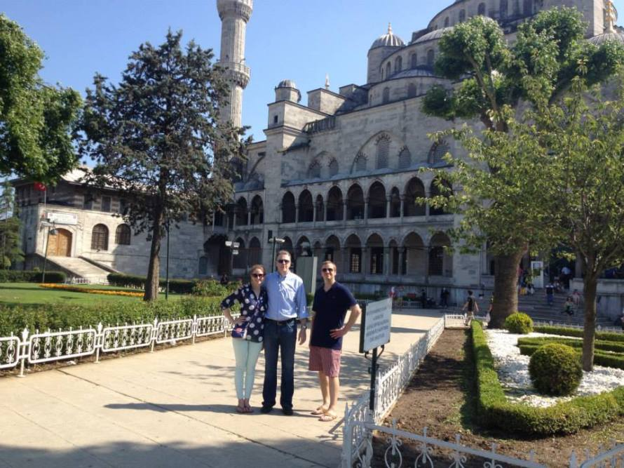 Turkey: Istanbul's Major Sites-Breezing Through