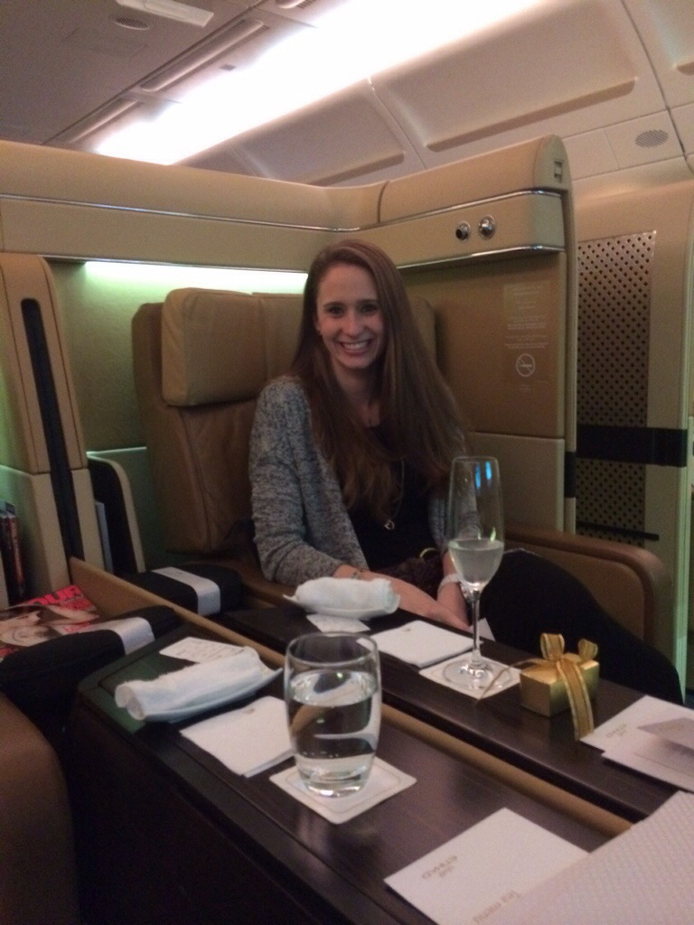 Flying With Etihad Airways | Breezing Through