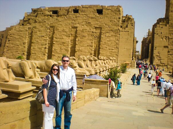 Egypt: Luxor- Breezing Through