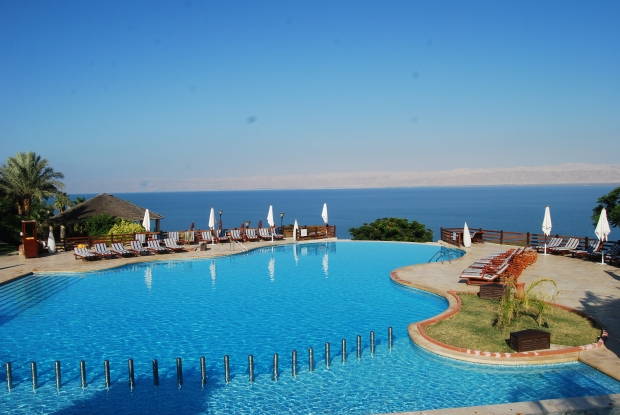 Marriott Dead Sea Resort & Spa & The King Hussein bin Talal Convention Center | Breezing Through