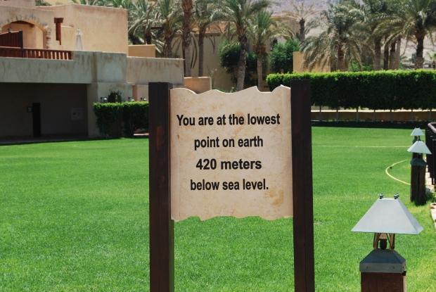 Movenpick Dead Sea Resort & Spa   Breezing Through