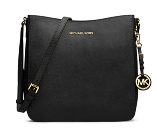 MICHAEL Michael Kors Large Jet Set Travel Messenger-Breezing Through