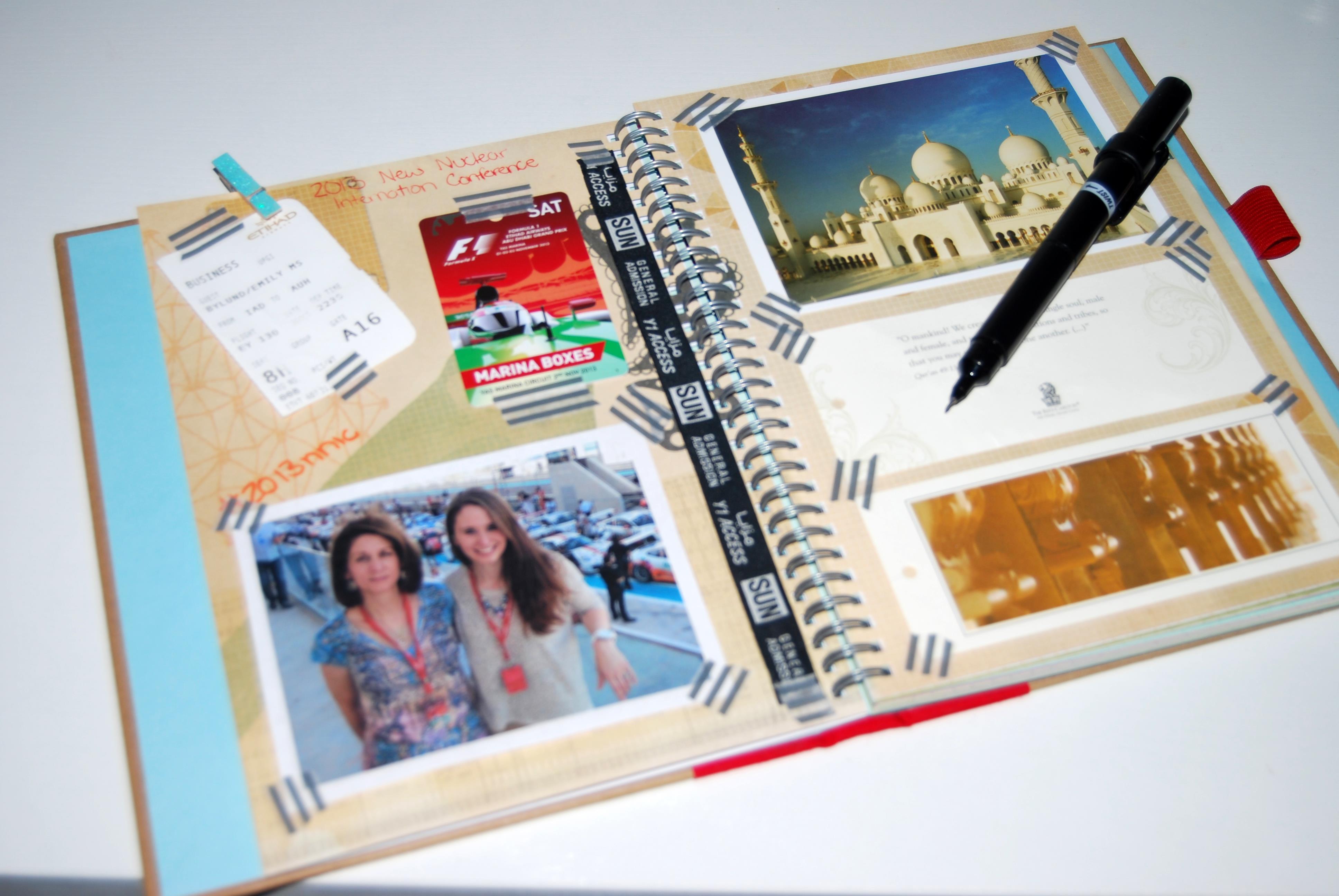 Keeping A Travel Journal-Breezing Through
