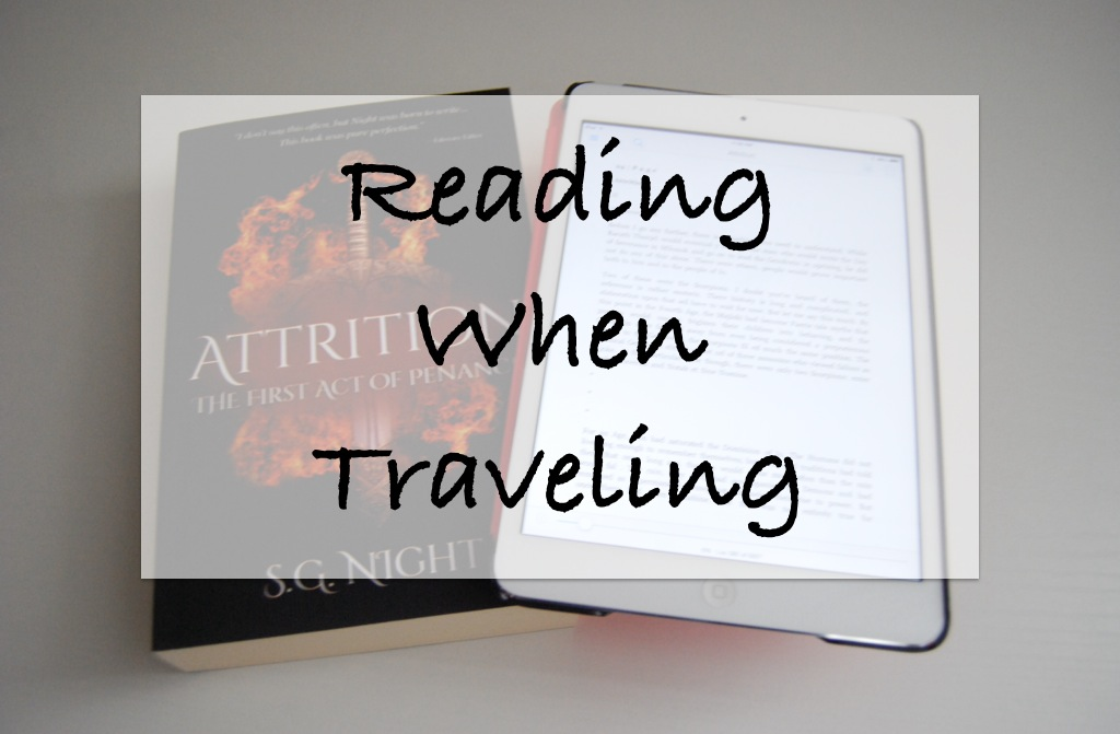 Read When Traveling-Breezing Through