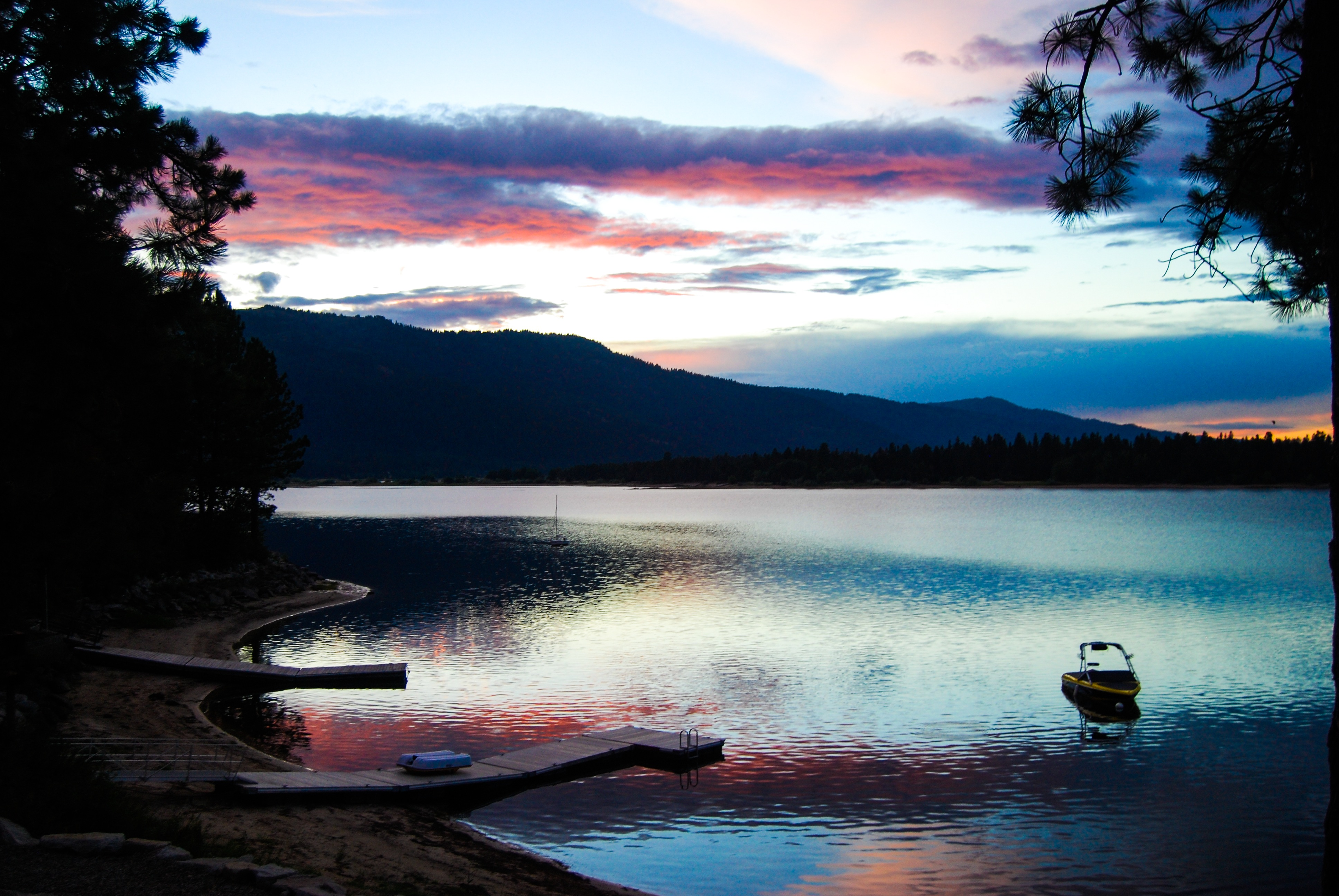 Idaho: Lake Cascade