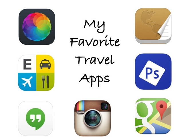 My Favorite Travel Apps: Afterlight | Breezing Through