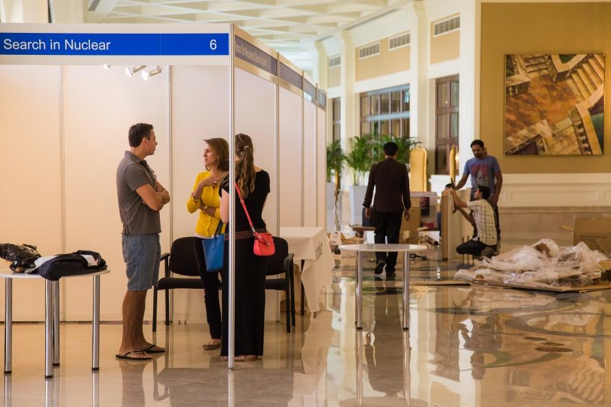 UAE: Event Set Up | Breezing Through