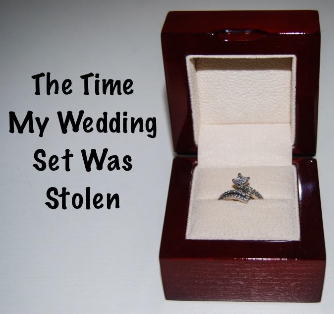 The Time My Wedding Set Was Stolen   Breezing Through