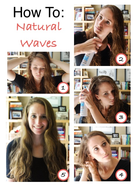 How To: Natural Waves | Breezing Through