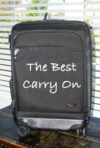 The Best Carry On | Breezing Through