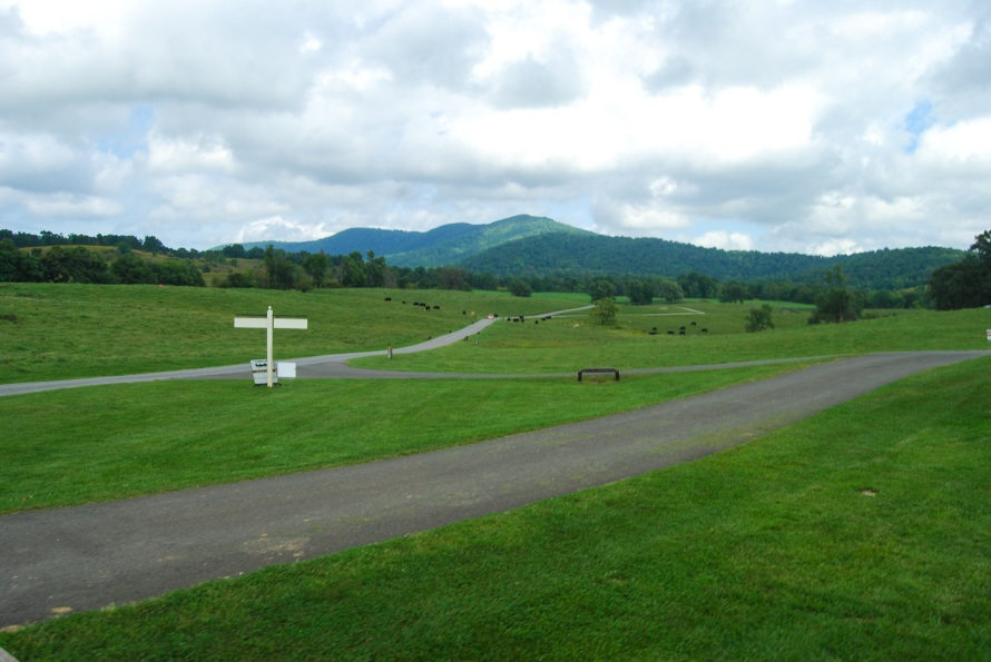Virginia: Marriott Ranch | Breezing Through