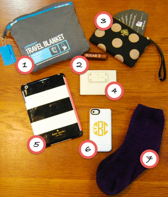 7 Things I Always Bring On A Plane