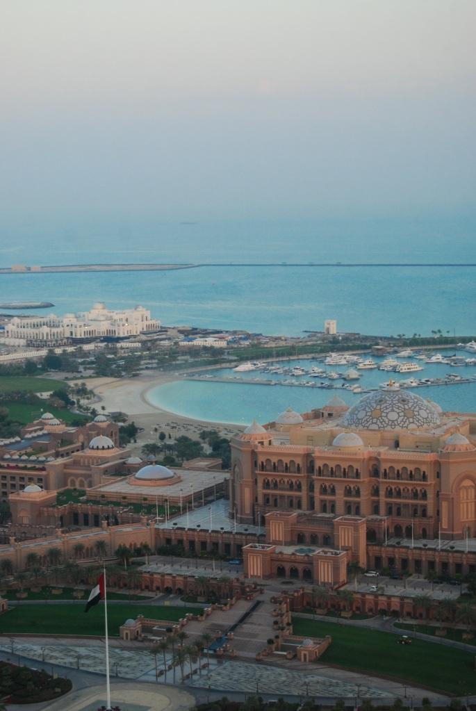 UAE: Jumierah at Etihad Towers in Abu Dhabi   Breezing Through