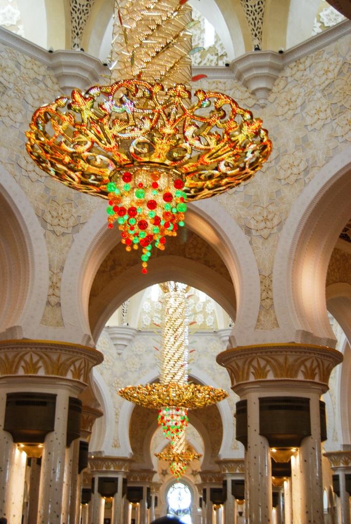 UAE: Sheikh Zayed Grand Mosque (Round 3)   Breezing Through