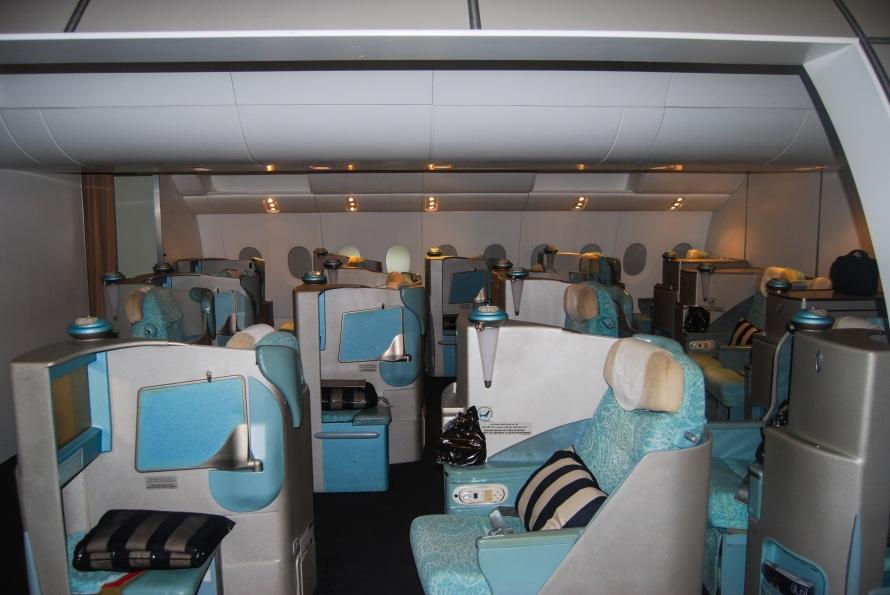 UAE: Tour of Etihad Airways Training Facility | Breezing Through
