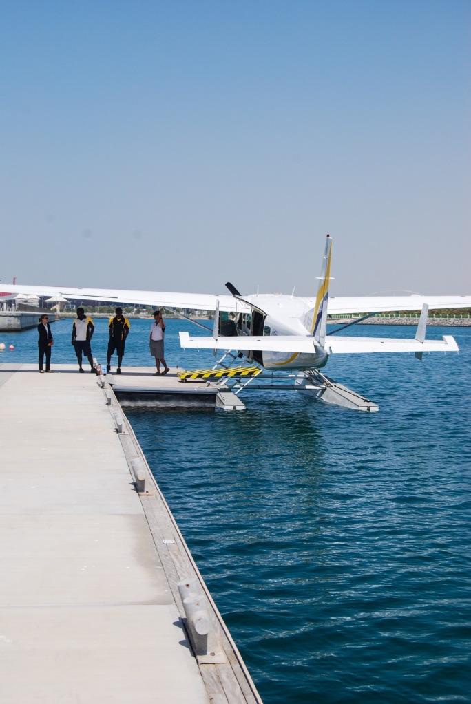UAE: Airplane Ride | Breezing Through