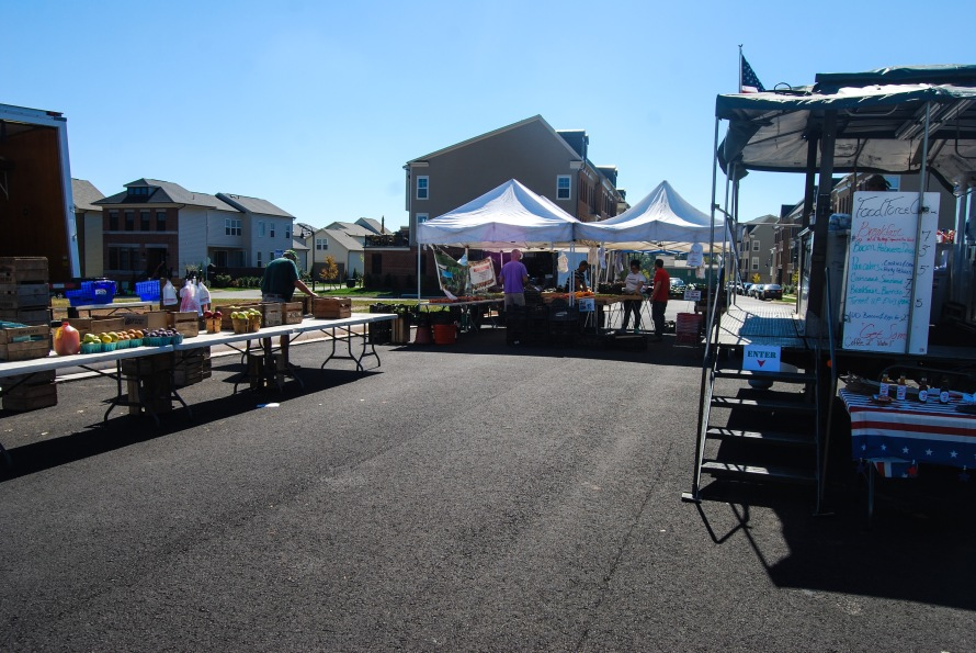 Farmer's Market | Breezing Through