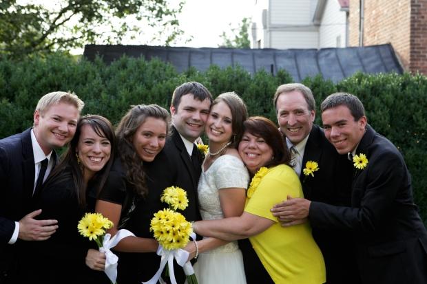 The Wedding Party   Breezing Through
