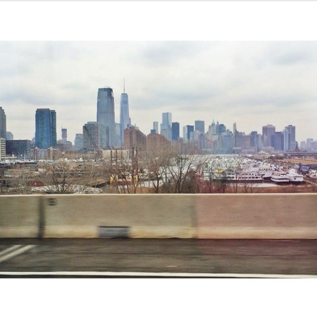 New York City: Instagram Round Up | Breezing Through