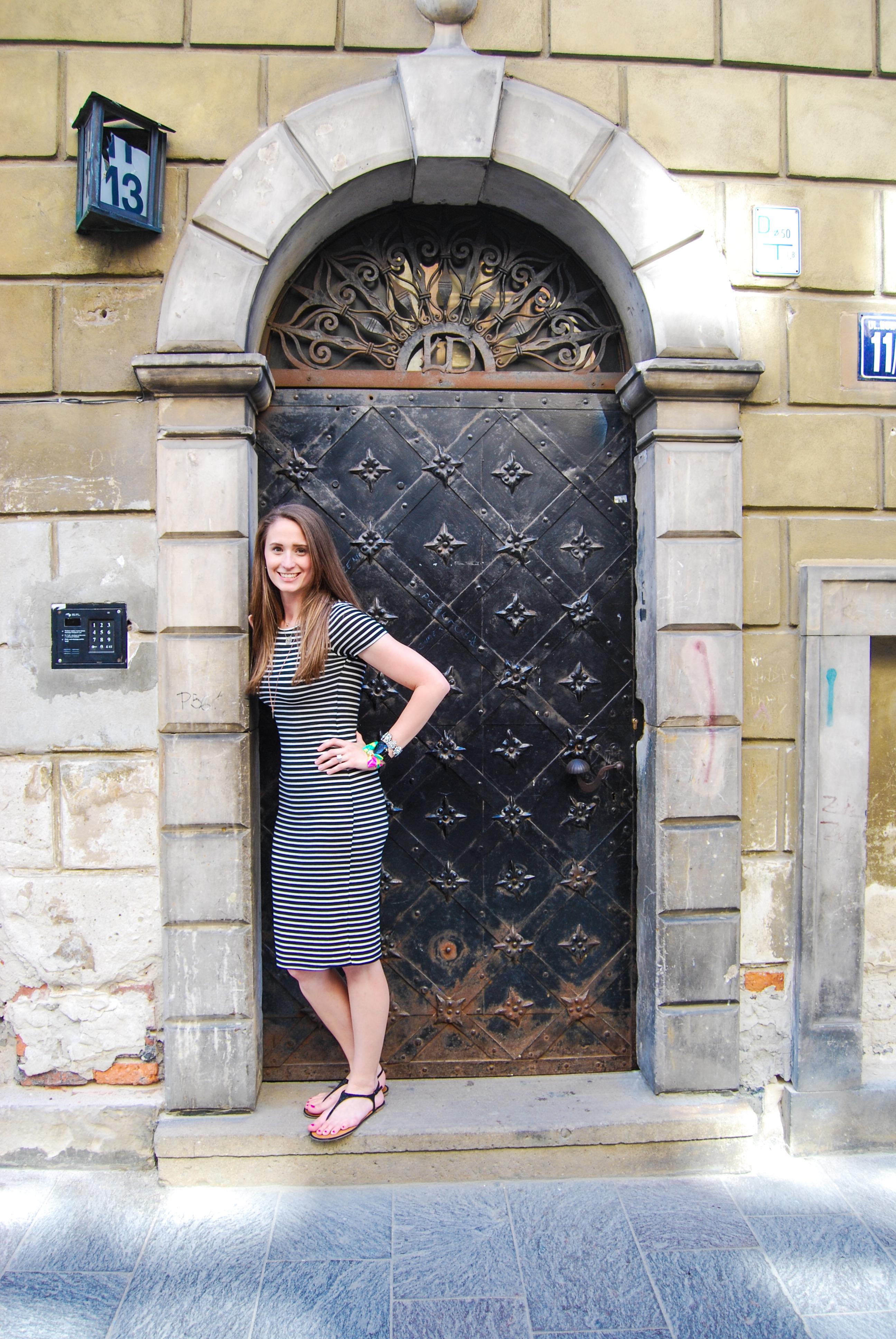 Doors of Warsaw   Breezing Through