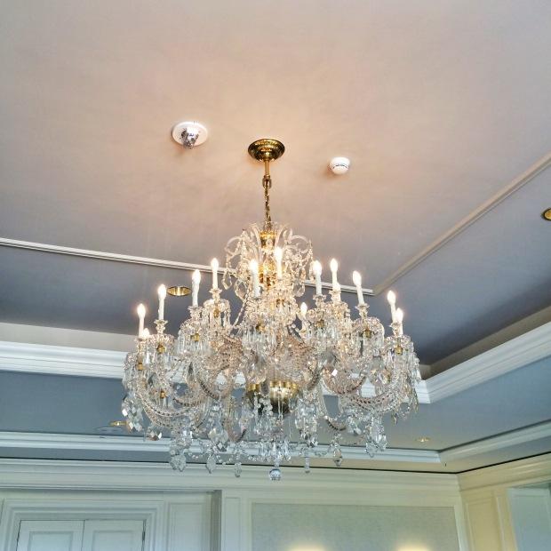 Amelia Island: Brunch at The Ritz Carlton   Breezing Through