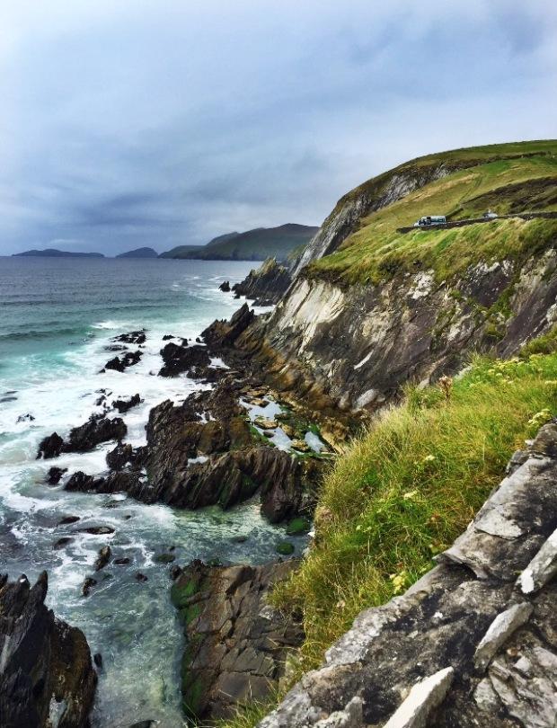 Who Knew Ireland Was So Beautiful?   Breezing Through