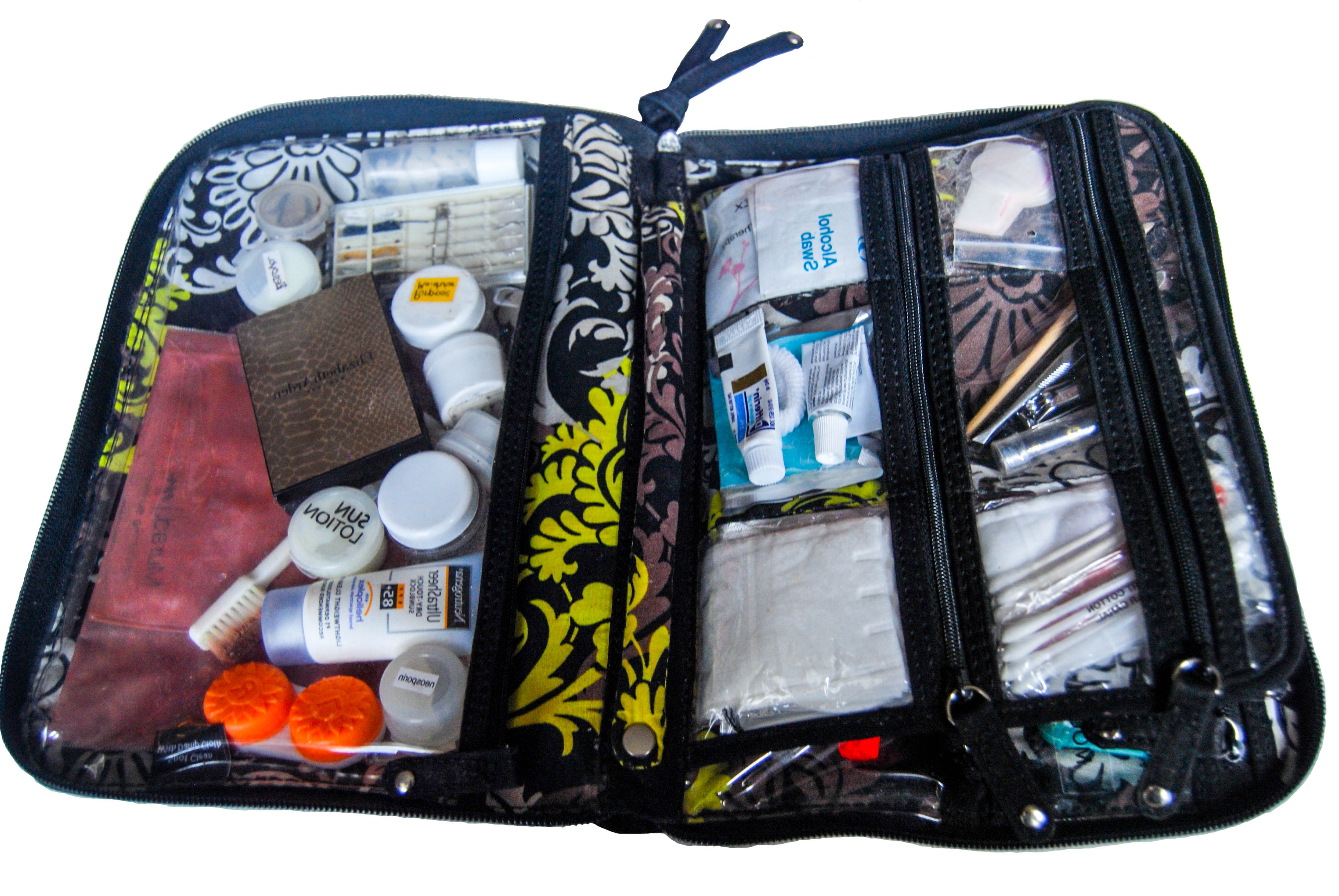 Packing With My Vera Bradley Jewelry Case| Breezing Through