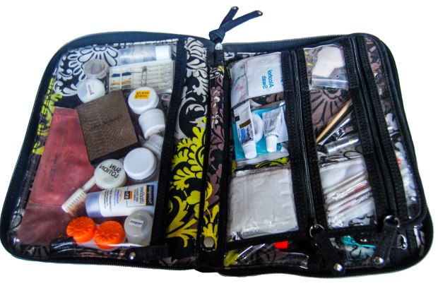 Packing With My Vera Bradley Jewelry Case | Breezing Through