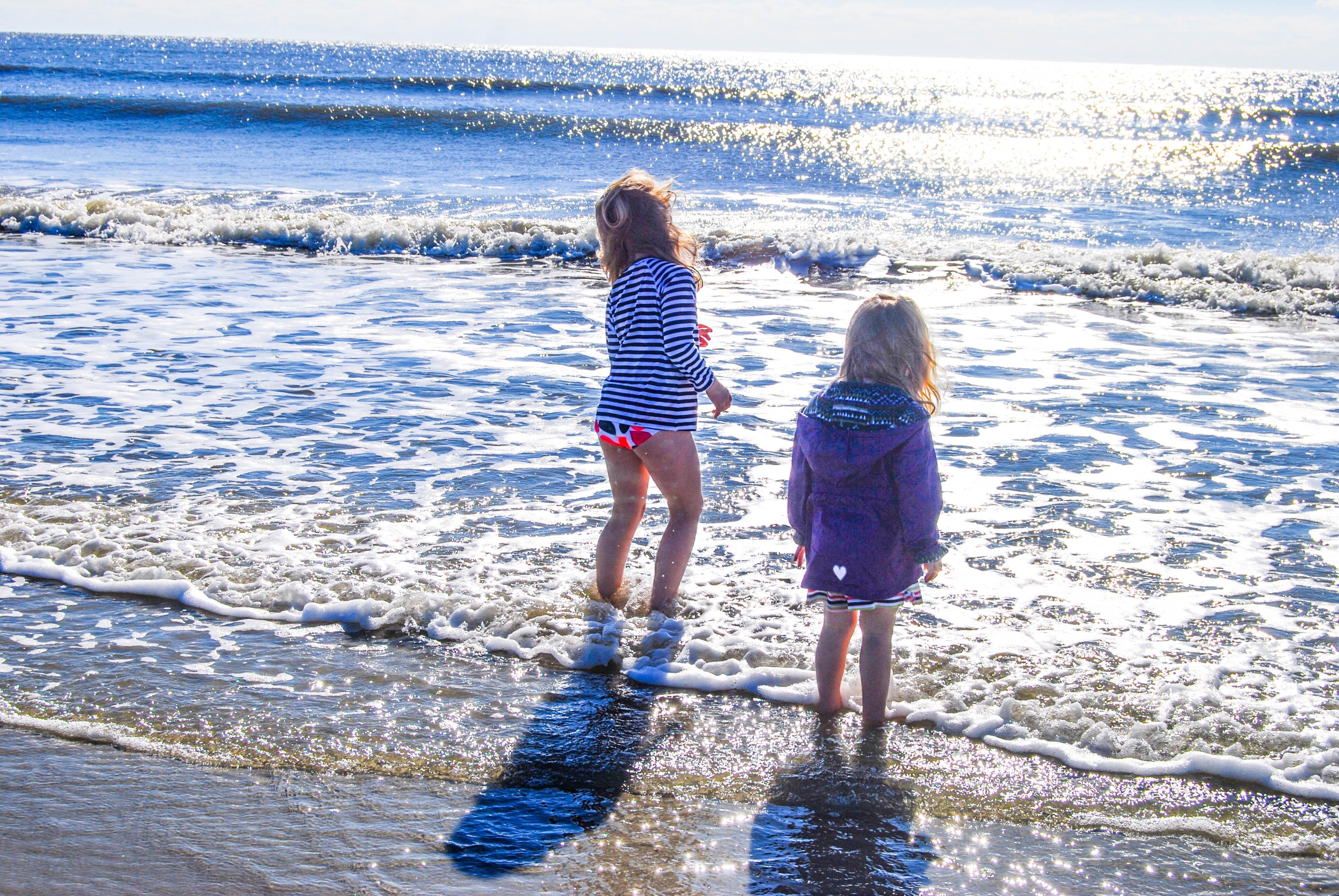 Charleston, SC: Kaiwah Island Beach | Breezing Through