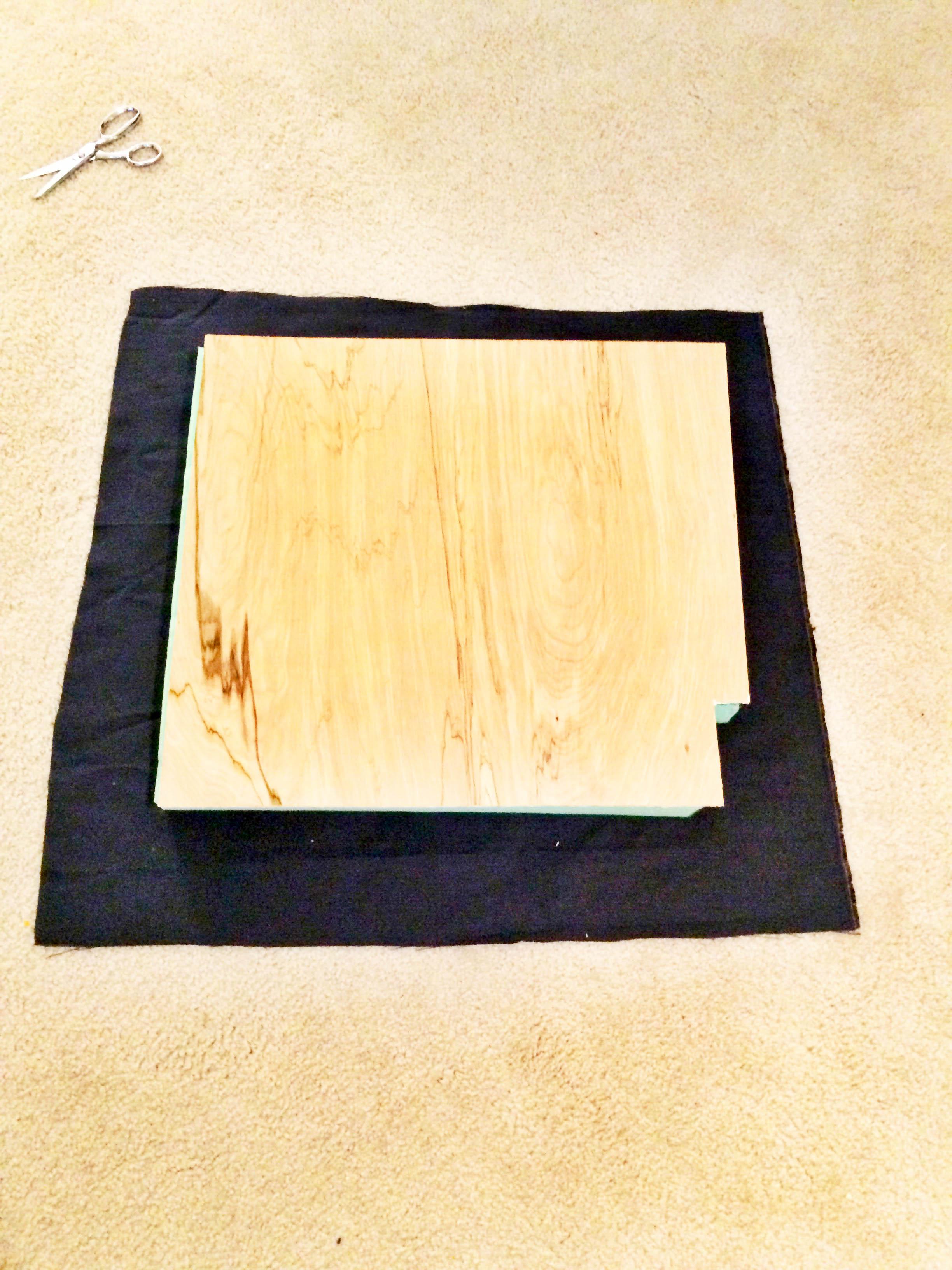 DIY Friday: Bed Frame into Bench | Breezing Through